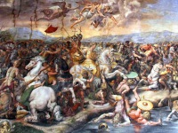 Constantine and the Battle at the Milvian Bridge