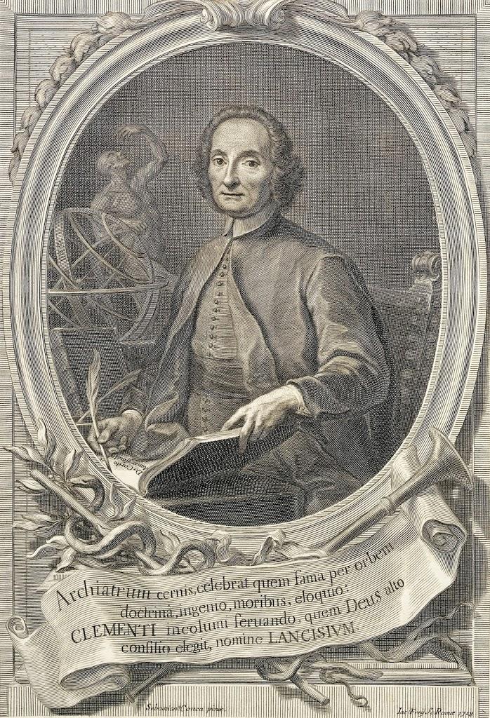 Giovanni Maria Lancisi (1654-1720)