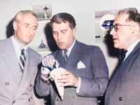 Willy Ley and the German Society for Space Travel