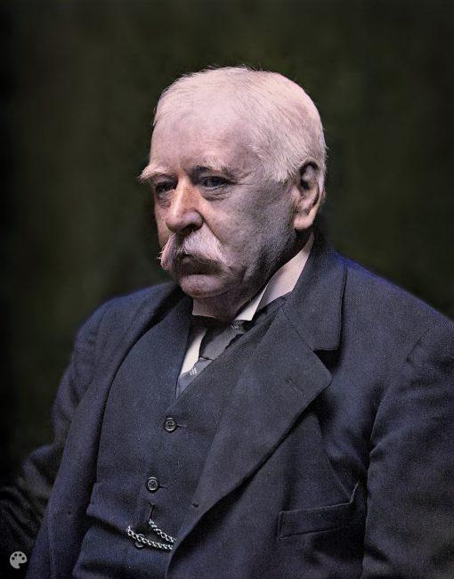 Patrick Manson (1844 - 1922)