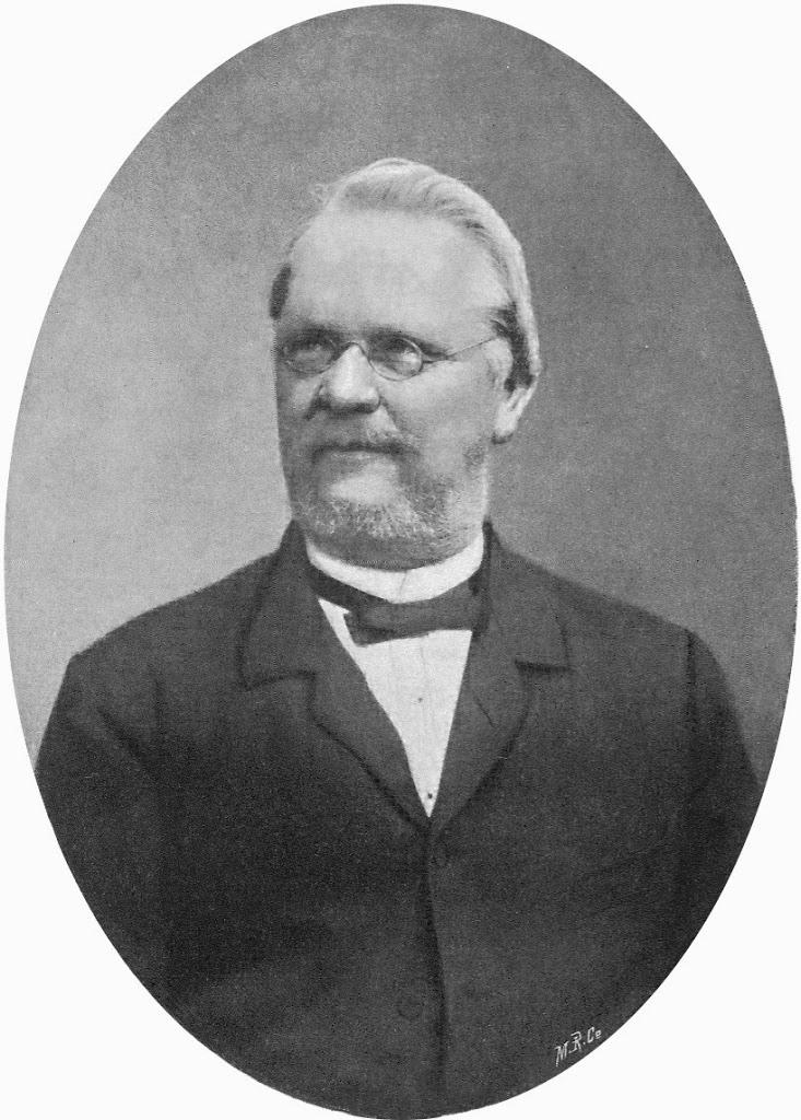 Karl Georg Friedrich Rudolf Leuckart (1822-1898)