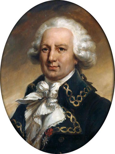 Louis Antoine de Bougainville (1729 - 1811)
