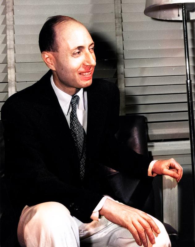 Eugene Wigner (1902-1995)