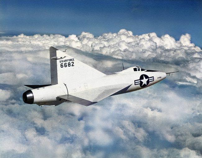 Convair XF-92A Image: Nasa