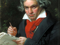 Probably the best known composer of the world – Ludwig van Beethoven