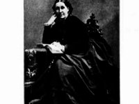 Elizabeth Cabot Agassiz – Educator and Naturalist