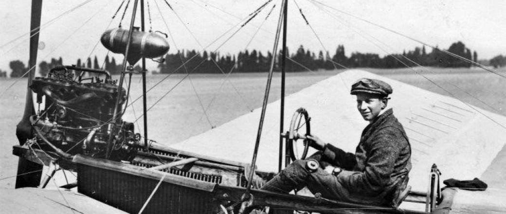 Anthony Fokker and his famous Aircrafts