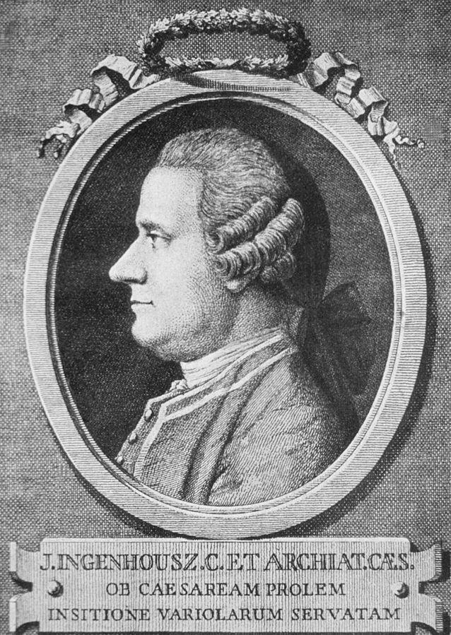 Jan Ingenhousz 1730 - 1779