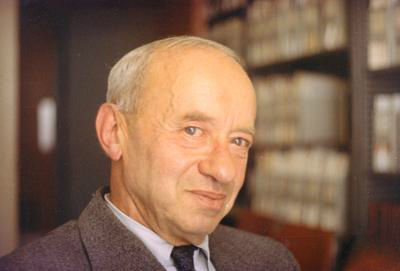 Alfred Tarski, George Bergman - The Oberwolfach photo collection, https://opc.mfo.de/detail?photo_id=6091