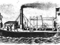 John Fitch and the Steam Boat
