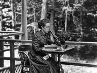 Elizabeth Gertrude Britton Knight and the Study of Mosses