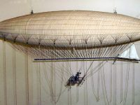 Henri Giffard and the Giffard Dirigible