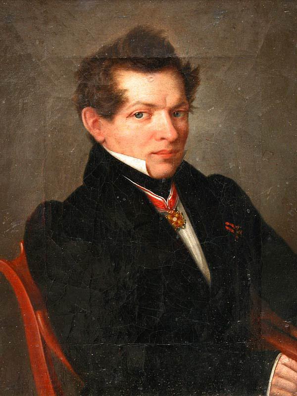 Nikolai Lobachevsky (1792-1856)