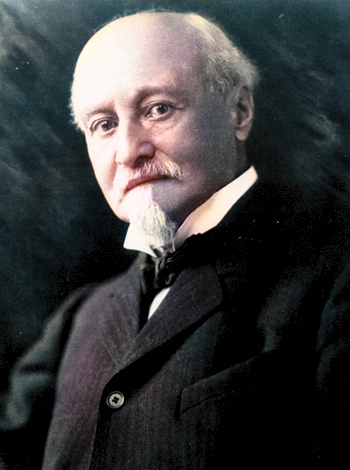 Octave A. Chanute (1832-1910)