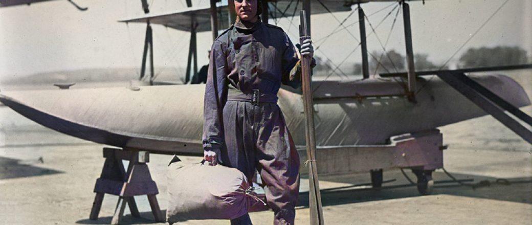 Richard E. Byrd, Jr. – Aviator and Polar Explorer