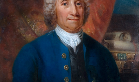 Emanuel Swedenborg Visions of the Afterlife