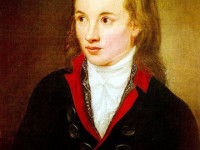 Georg Friedrich Philipp von Hardenberg aka Novalis