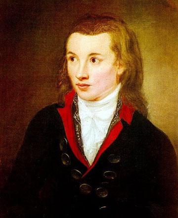 Georg Philipp Friedrich Freiherr von Hardenberg (1772-1801) - Novalis