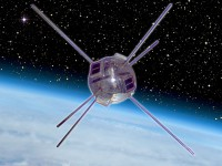 Vanguard 1 – the first Solar Powered Satellite