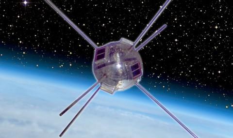 Vanguard 1 – the first Solar Powered Satellite