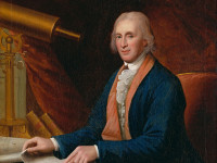 David Rittenhouse and the Transit of Venus