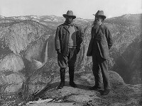 John Muir and the U.S. National Park System