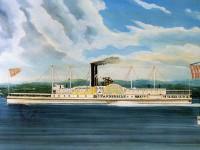 Cornelius Vanderbilt's Railroad and Steamship Empire
