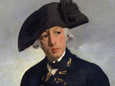 Arthur Phillip was a Royal Navy officer and the first Governor of New South Wales who founded the British penal colony that later became the city of Sydney, Australia.