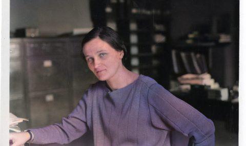 Cecilia Payne-Gaposchkin and the Composition of Stars