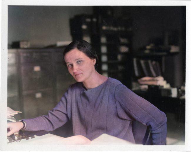 Cecilia Payne-Gaposchkin (1900-1979)