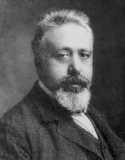 Vito Volterra - Italian mathematician and physicist, known for his contributions to mathematical biology and integral equations