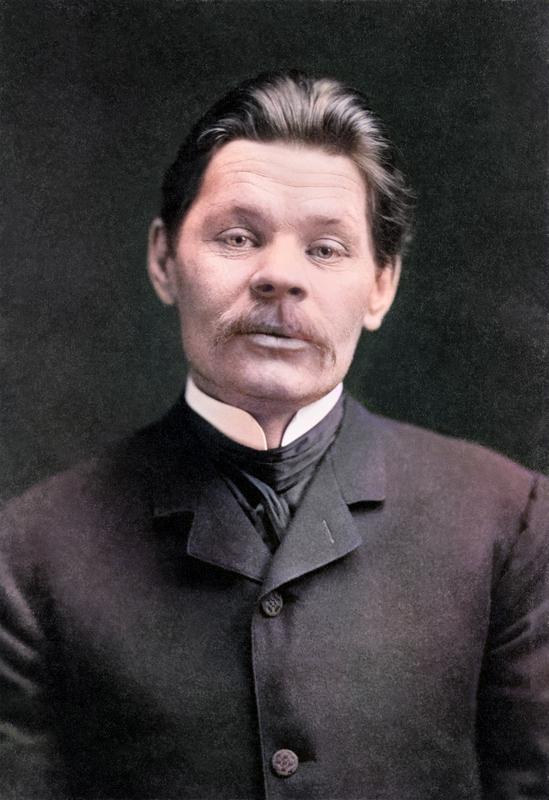 Maxim Gorky (1868-1936)