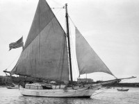 Joshua Slocum and his first Single-handed Sail around the World