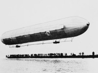 Count Ferdinand von Zeppelin and his Rigid Dirigible Airships