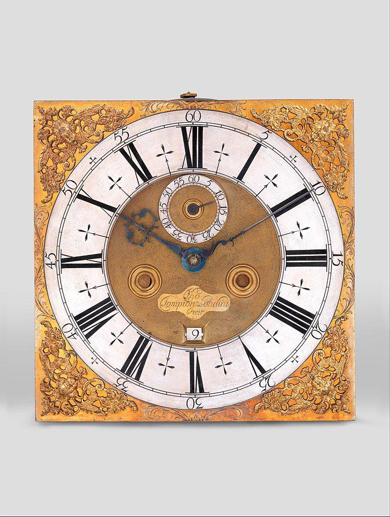 Thomas Tompion, Longcase clock with calendar, c. 1700