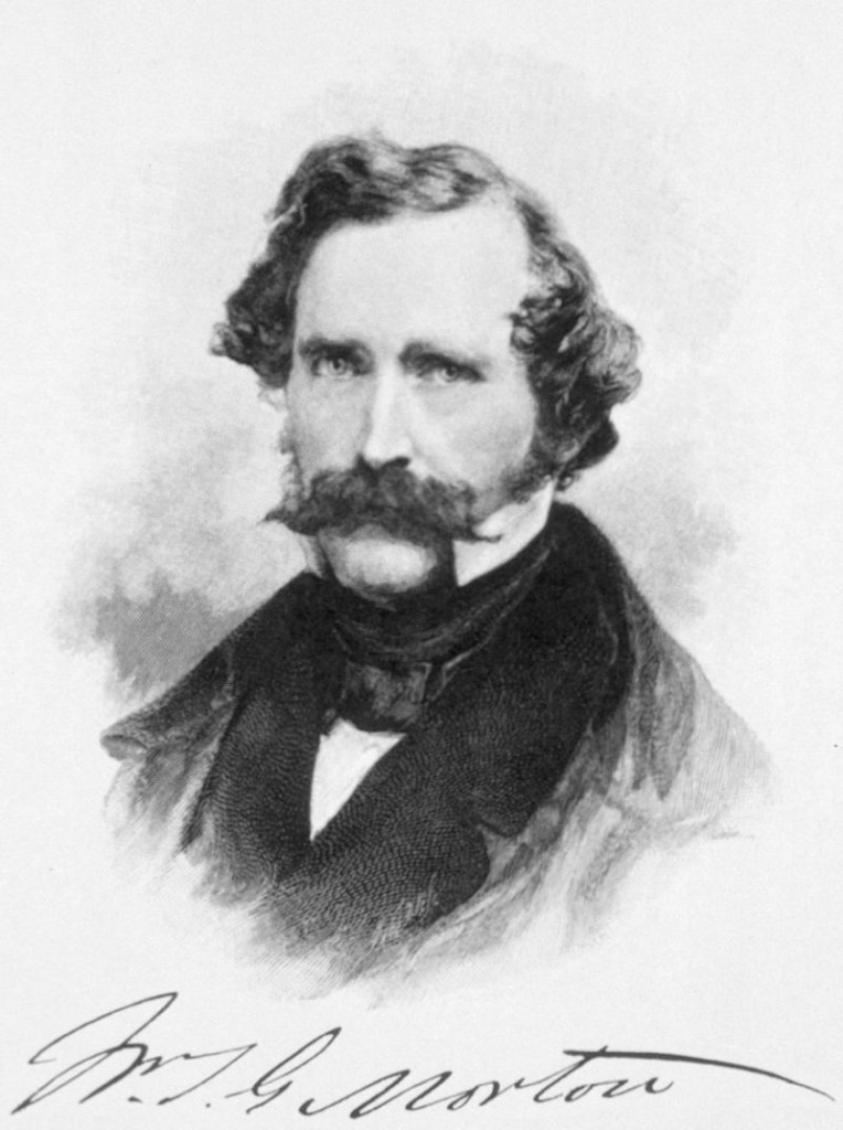 William Morton (1819-1868)