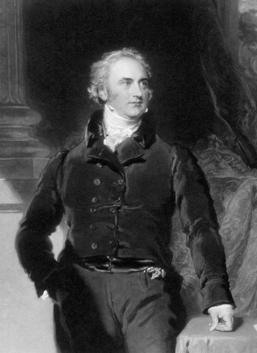 Astley Cooper (1768-1841) was a British surgeon and anatomist, who made historical contributions to otology, vascular surgery, the anatomy and pathology of the mammary glands and testicles, and the pathology and surgery of hernia
