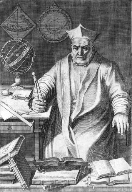 Christopher Clavius (1538–1612), German mathematician and astronomer.