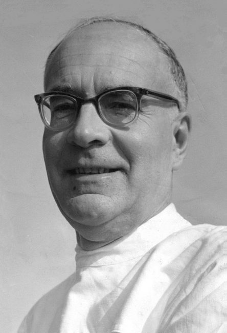 Felix Wankel )1902-1988) © MP/Leemage
