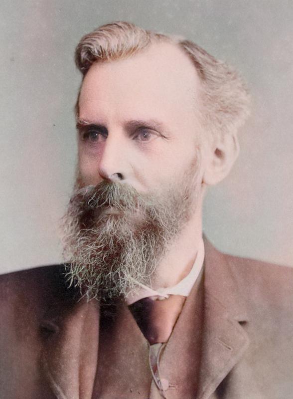 John Venn (4 August 1834 – 4 April 1923)