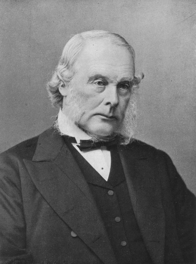 Dr. Joseph Lister and the use of Carbolic Acid as Disinfectant