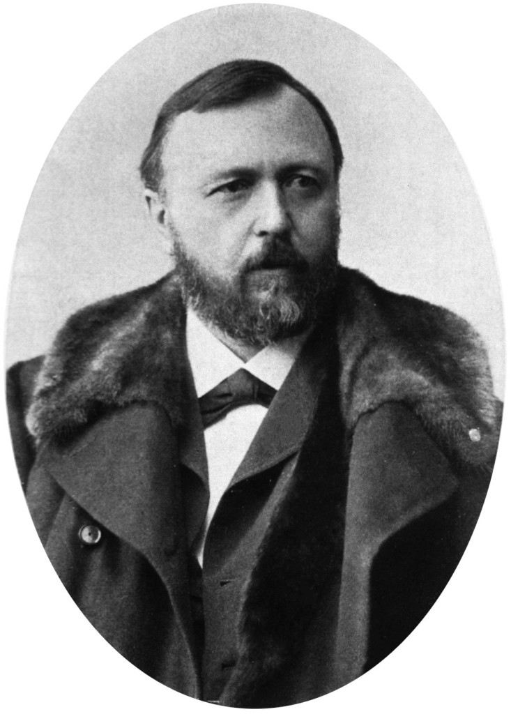 Richard von Krafft-Ebing was an Austro–German psychiatrist and author of the foundational work Psychopathia Sexualis.