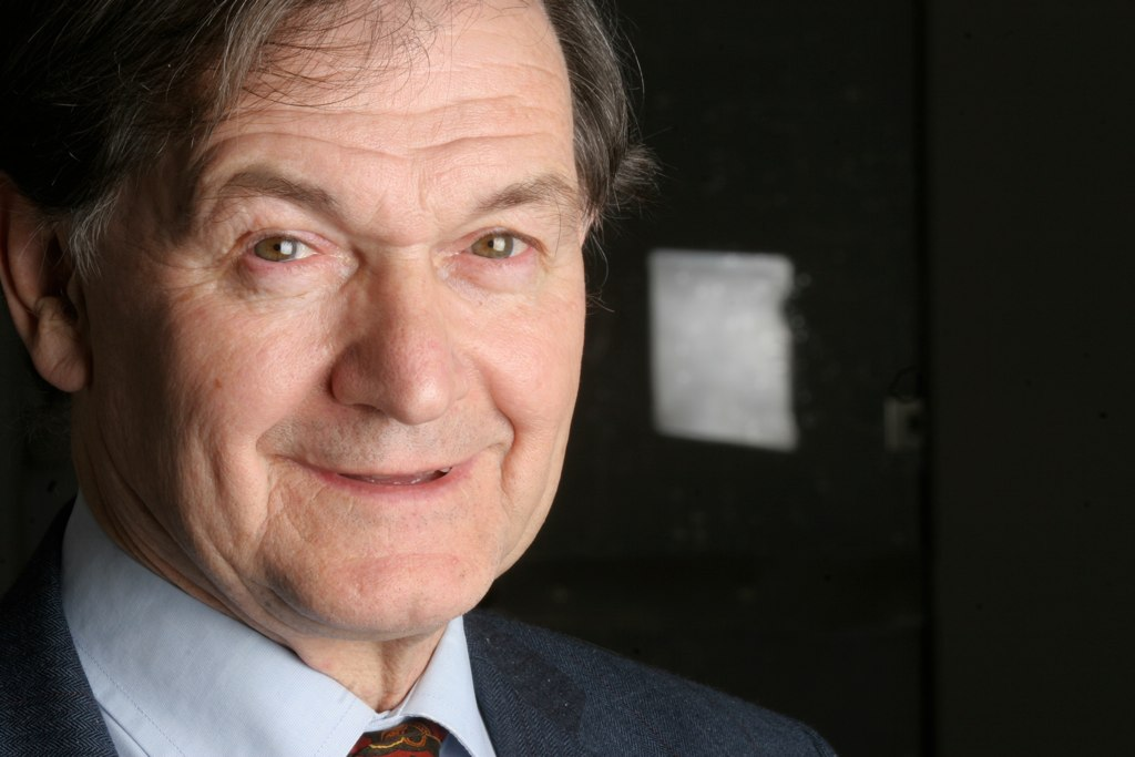 Sir Roger Penrose and the Singularity