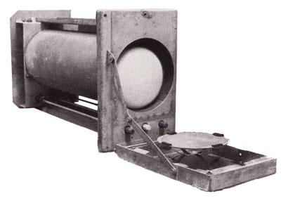 A Williams-Kilburn tube