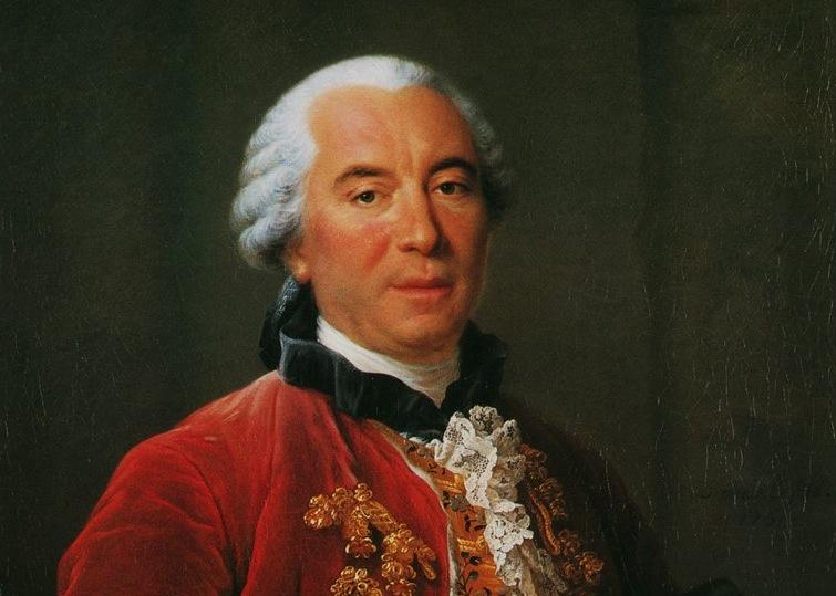 Comte de Buffon, French naturalist, mathematician, cosmologist, and encyclopedic author.