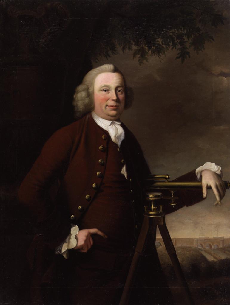 James Brindley (1717 - 1772)