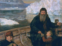 Henry Hudson's Voyages in North America