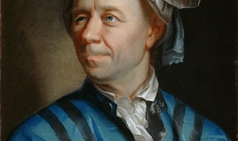Read Euler, he is the Master of us all…
