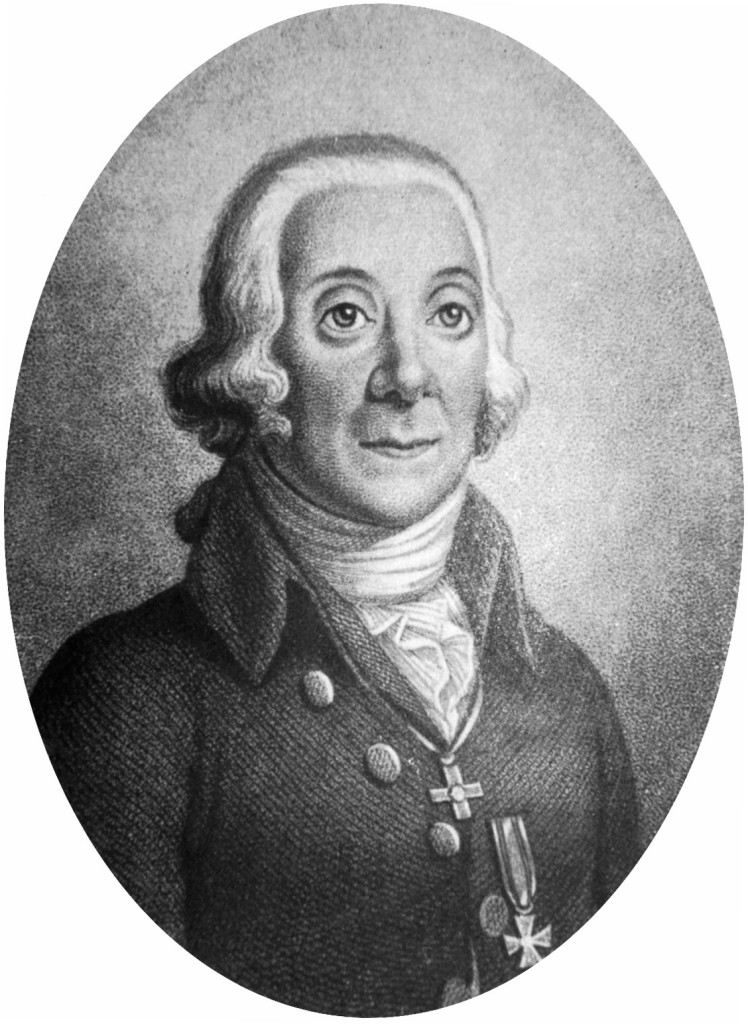 German zoologist and botanist Peter Simon Pallas was a pioneer in zoogeography by going beyond merely cataloging specimens with simple descriptions