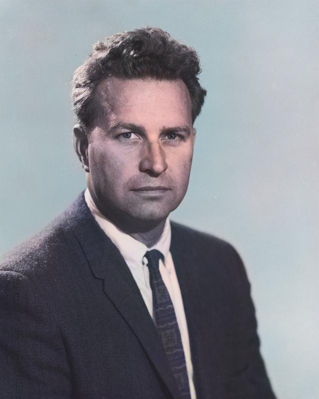 Robert Sinclair Dietz (September 14, 1914 – May 19, 1995)